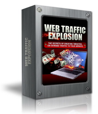 Product picture The Secret Of Creating On Demand Targeted Website Traffic