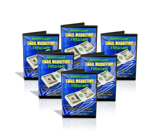 Product picture Email Marketing Tutorial Videos With Master Resell Right