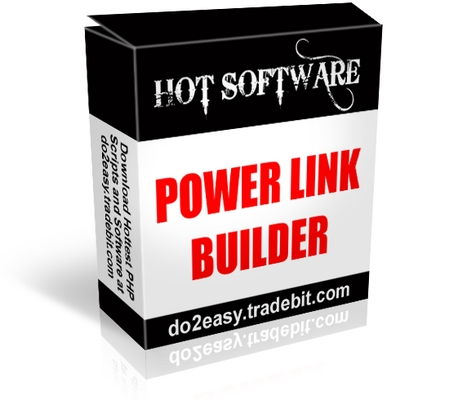 Product picture Power Link Builder Software